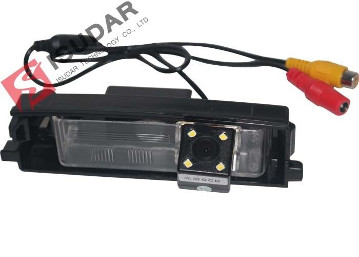Waterproof Toyota Rav4 Reverse Camera , Automotive Backup Camera 170 Degrees HD CCD